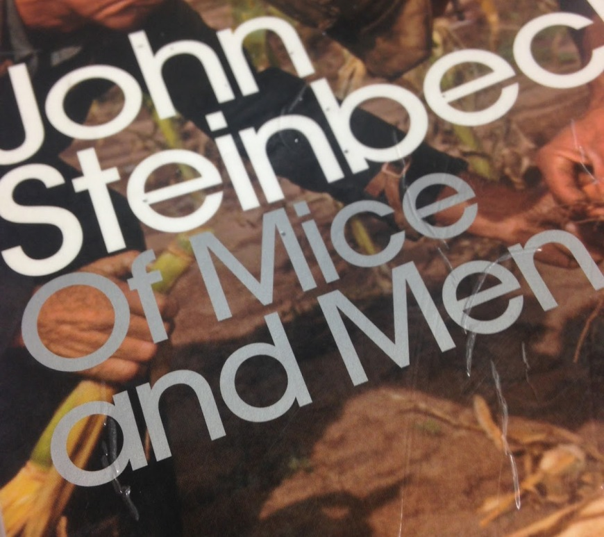 Please help me structure this Of Mice And Men essay!?