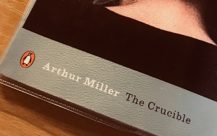 conformity v protest in the crucible essay Read this full essay on the crucible truth v lies in ssalem during the witch trails   in arthur miller's the crucible, the idea of conformity versus protest is an.
